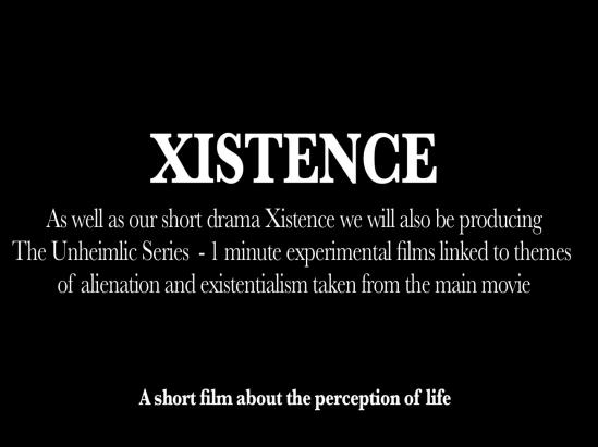 Xistence - Unheimlic banner