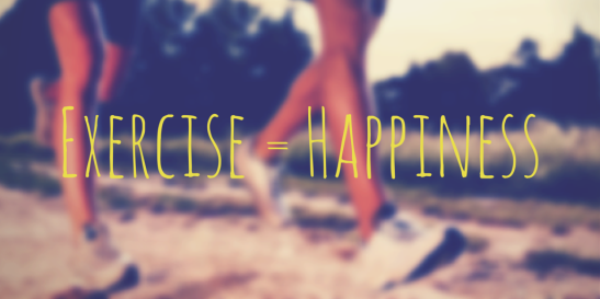 Exercise-Happiness