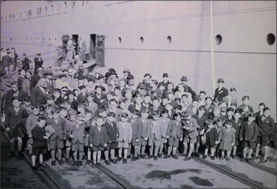 Child migrants 1