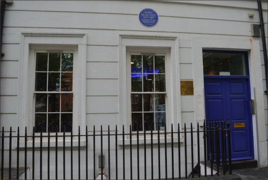London's Blue Plaques